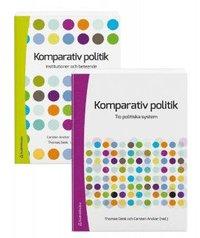 bokomslag Komparativ politik (paket)