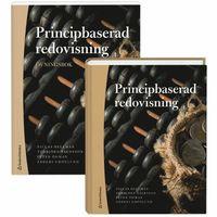 bokomslag Principbaserad redovisning - Paket - Grundbok och övningsbok (bok + digital produkt)