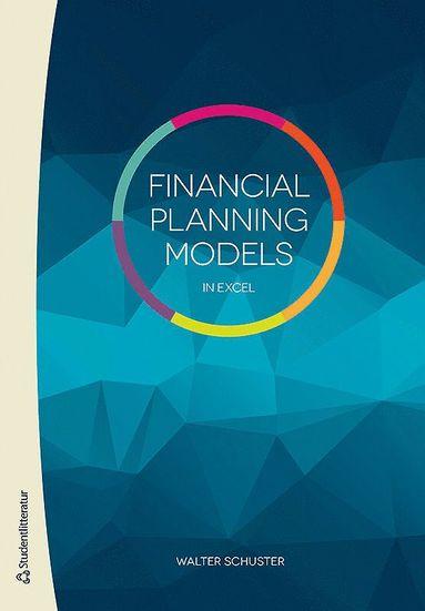 bokomslag Financial Planning Models in Excel