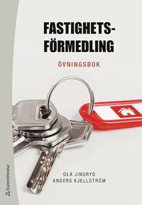 bokomslag Fastighetsförmedling - Övningsbok