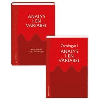 bokomslag Analys i en variabel - paket