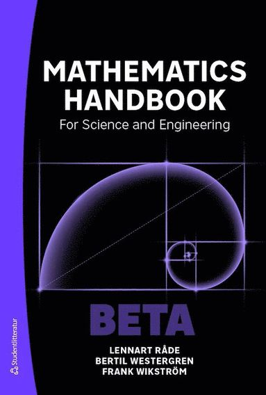 bokomslag Mathematics Handbook - for Science and Engineering