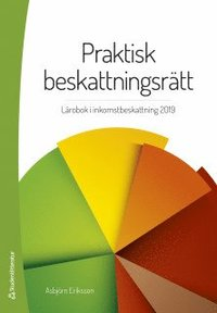 bokomslag Praktisk beskattningsrätt - Lärobok i inkomstbeskattning