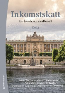 bokomslag Inkomstskatt del 2 - - en läro- och handbok i skatterätt