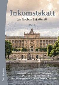 bokomslag Inkomstskatt del 1 : en läro- och handbok i skatterätt
