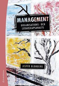 bokomslag Management - Organisations- och ledarskapsanalys