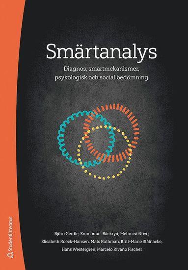 bokomslag Smärtanalys - Diagnos, smärtmekanismer, psykologisk och social bedömning
