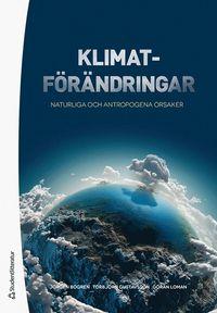 bokomslag Klimatförändringar - Naturliga och antropogena orsaker