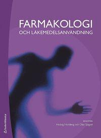 bokomslag Farmakologi och läkemedelsanvändning - (bok + digital produkt)