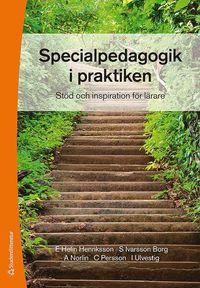 bokomslag Specialpedagogik i praktiken : stöd och inspiration för lärare