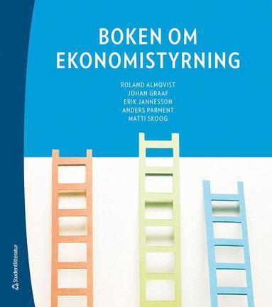 bokomslag Boken om ekonomistyrning