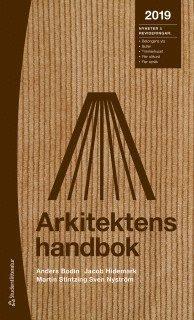 bokomslag Arkitektens handbok 2019