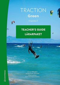 bokomslag Traction Green Engelska 5 Lärarpaket - Digitalt + Tryckt