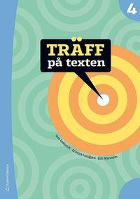 bokomslag Träff på texten 4 Elevpaket - Digitalt + Tryckt