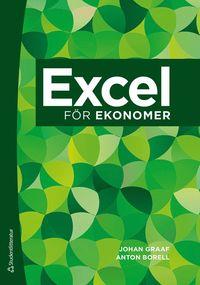 bokomslag Excel för ekonomer