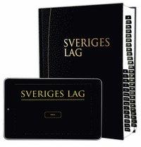 bokomslag Sveriges Lag 2020 - (bok + digital produkt)
