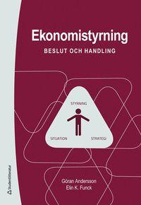 bokomslag Ekonomistyrning - Beslut och handling