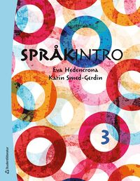 bokomslag Språkintro 3 Elevpaket - Digitalt + Tryckt