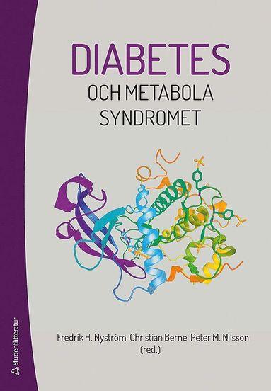 bokomslag Diabetes och metabola syndromet
