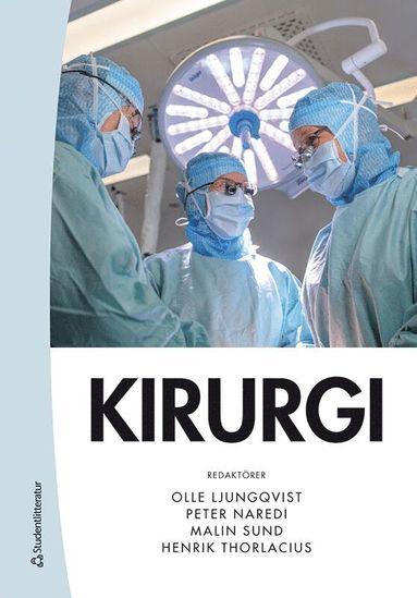 bokomslag Kirurgi