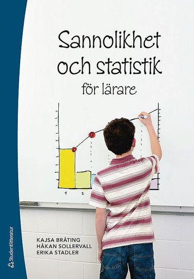bokomslag Sannolikhet och statistik för lärare