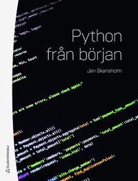 bokomslag Python från början