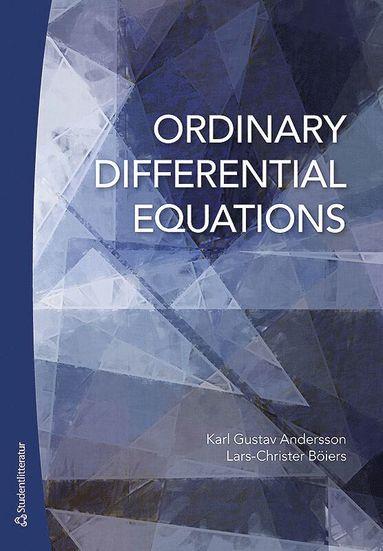 bokomslag Ordinary Differential Equations