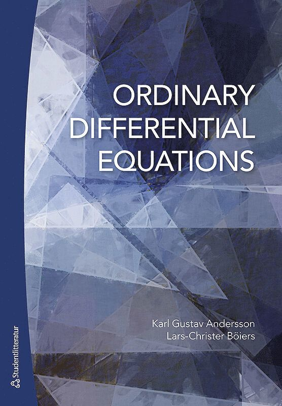 Ordinary Differential Equations 1