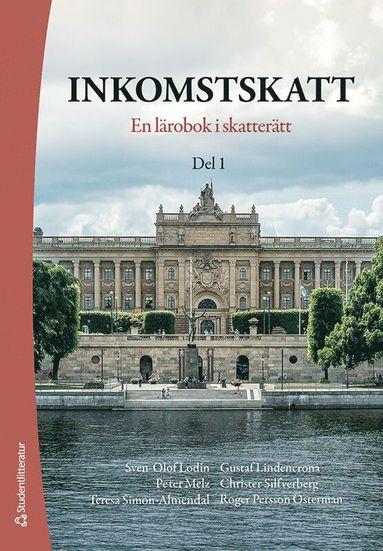 bokomslag Inkomstskatt : en lärobok i skatterätt. Del 1