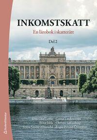 bokomslag Inkomstskatt : en lärobok i skatterätt. Del 2