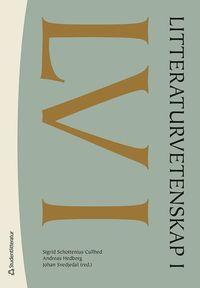 bokomslag Litteraturvetenskap I