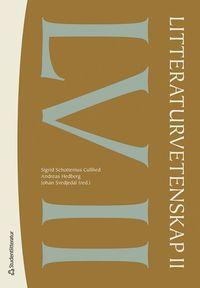bokomslag Litteraturvetenskap II