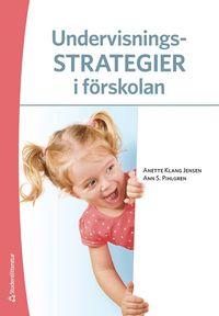 bokomslag Undervisningsstrategier i förskolan