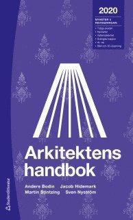 bokomslag Arkitektens handbok 2020