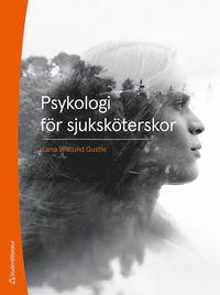 bokomslag Psykologi för sjuksköterskor