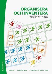 bokomslag Organisera och inventera - Taluppfattning