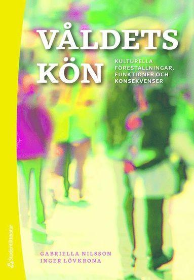 bokomslag Våldets kön - Kulturella föreställningar, funktioner och konsekvenser