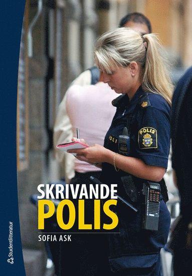 bokomslag Skrivande polis