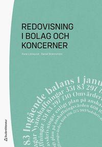 bokomslag Redovisning i bolag och koncerner -