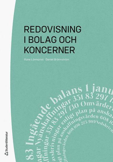 bokomslag Redovisning i bolag och koncerner