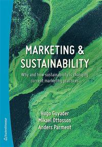 bokomslag Marketing and sustainability