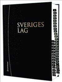 bokomslag Sveriges Lag 2021 - (bok + digital produkt)