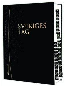 bokomslag Sveriges lag 2021 (bok + digital produkt)