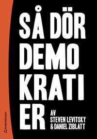 bokomslag Så dör demokratier