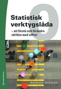 bokomslag Statistisk verktygslåda 0 : att förstå och förändra världen med siffror