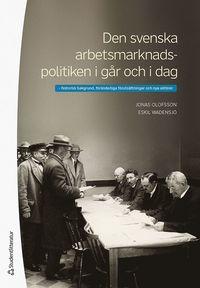 bokomslag Arbetsmarknadspolitik -