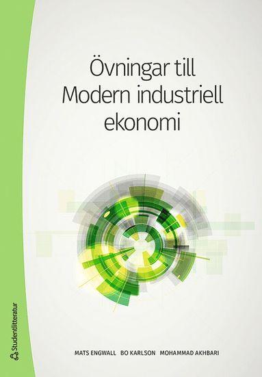 bokomslag Övningar till Modern industriell ekonomi