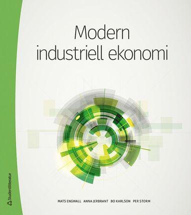 bokomslag Modern industriell ekonomi -