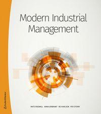 bokomslag Modern industrial management