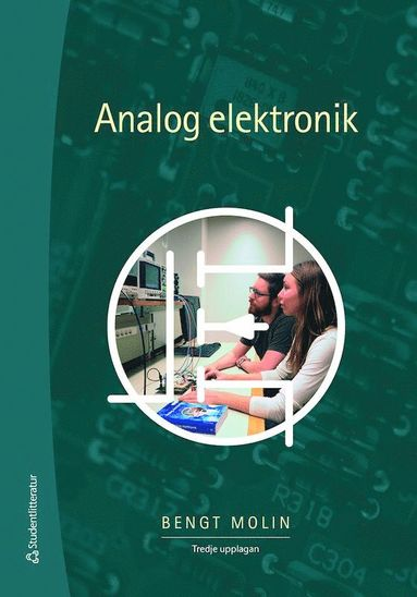 bokomslag Analog elektronik